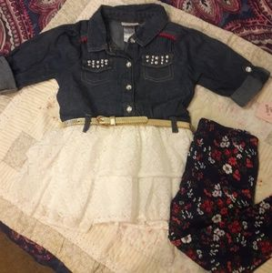 Other - NWT Girls Outfit